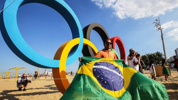 Brasilia Rio 2016 gieus olimpics