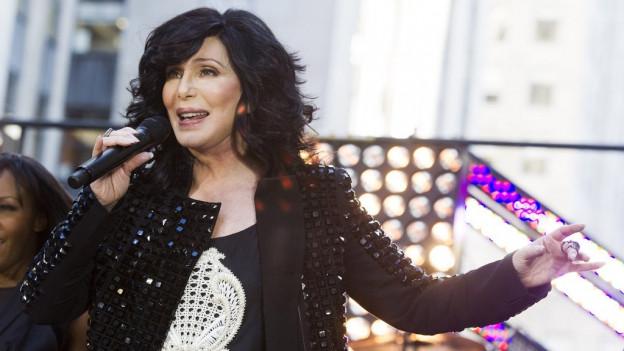 La chantadura Cher.