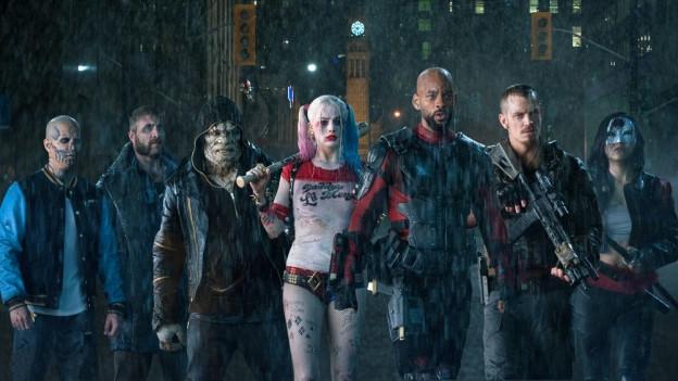 Il film Suicide Squad datti da vesair davent dad oz en ils kinos Svizzers