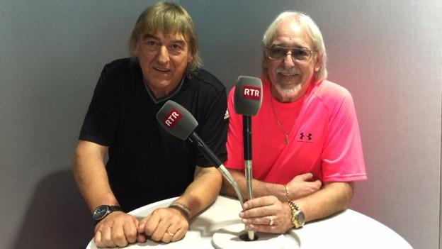 ils Amigos el studio dad RTR