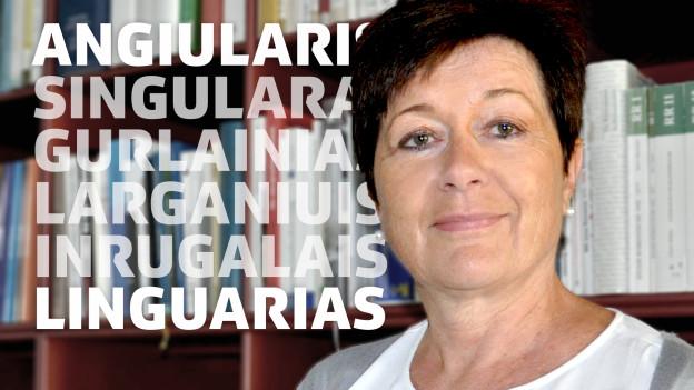 La linguista Anna Alice Dazzi.