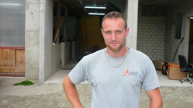 Christian Unterholzner, oriund dal Tirol dal sid