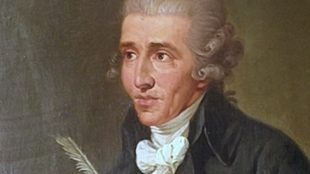 Il cumponist Joseph Hayden.