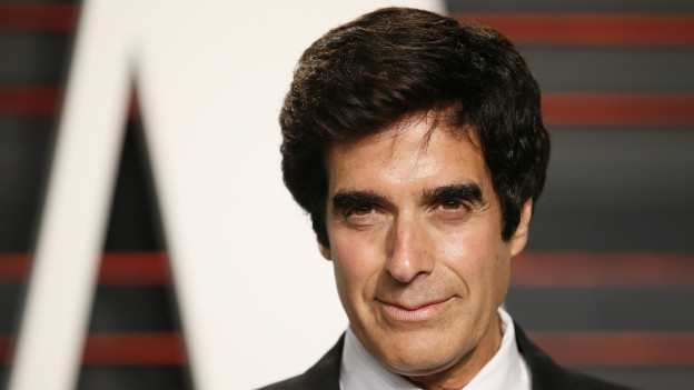 David Copperfield, in dals pli renumads magiers, festivescha 60.