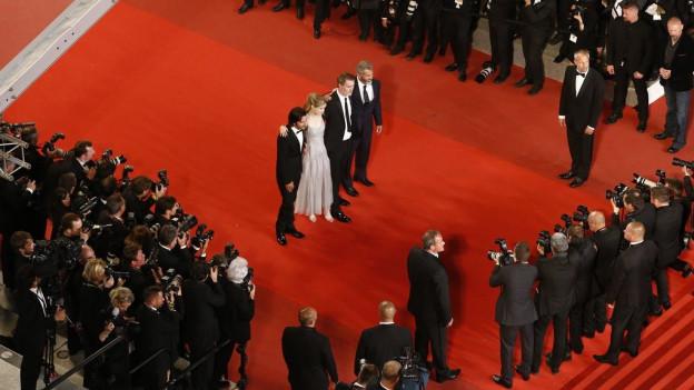 Teppi cotschen a Cannes