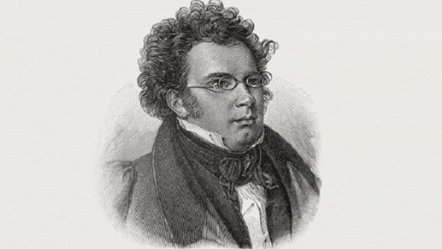 Il cumponist Franz Schubert.