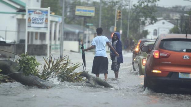 Il Hurricane Matthew procura per gronds donns