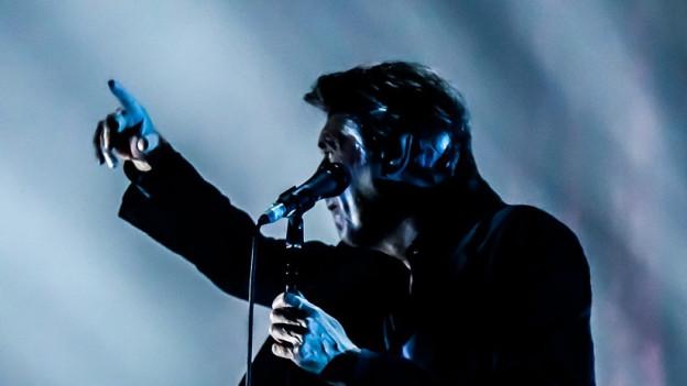 Il musicist brittanic Bryan Ferry