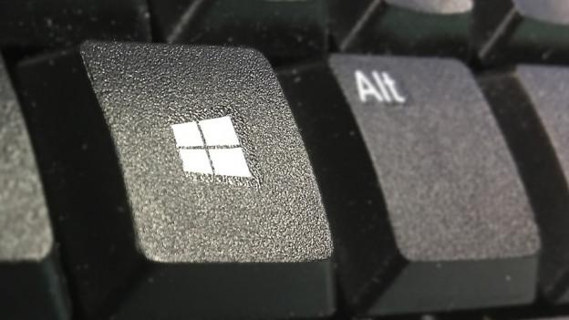 tasta da windows sin la tastatura