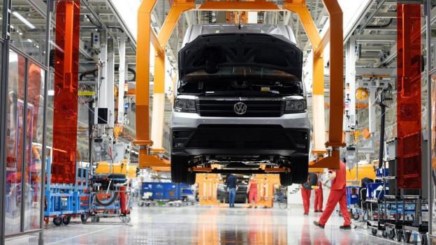 VW ha chattà ina soluziun.