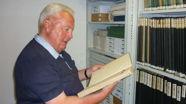 Giusep Capaul.