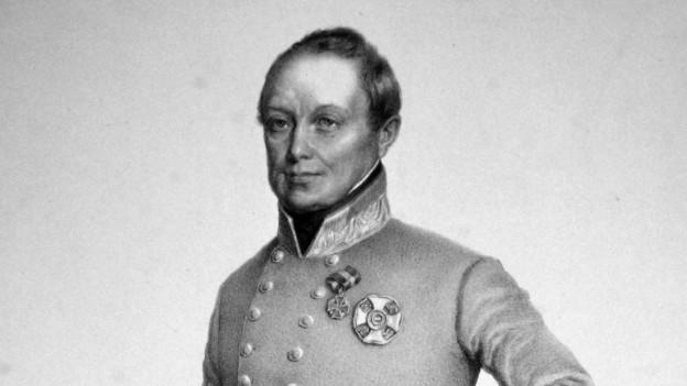 Josef Wenzel Radetzky von Radetz 1766 - 1858