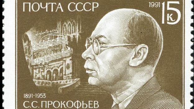 Purtret da Sergej Prokofiew