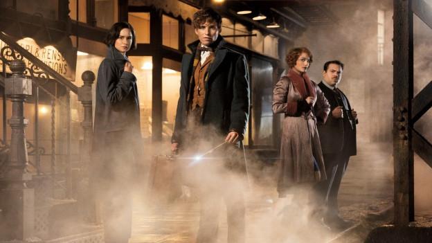 «Phantastische Tierwesen und wo sie zu finden sind» - il nov film dal univers da Harry Potter.