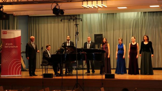 La Compagnia Rossini concertescha a l'ILGHA 2016