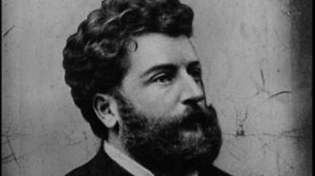Il cumponist Georges Bizet.