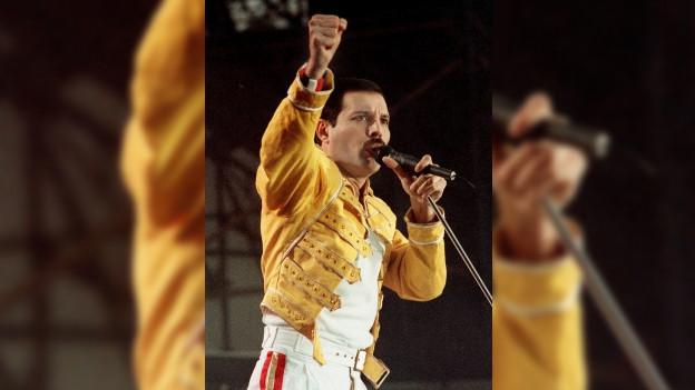 Freddie Mercury, chantadur da Queen
