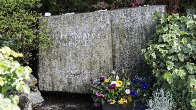 Sin il santeri da Lugano è Hermann Hesse sepulì