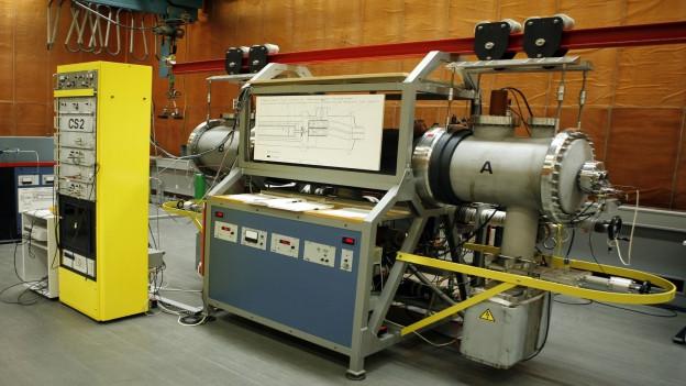 In'ura atomara è in zic pli grond che ina ura normala.