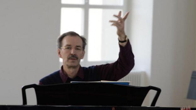 Peter Appnezeller dirigent e cumponist