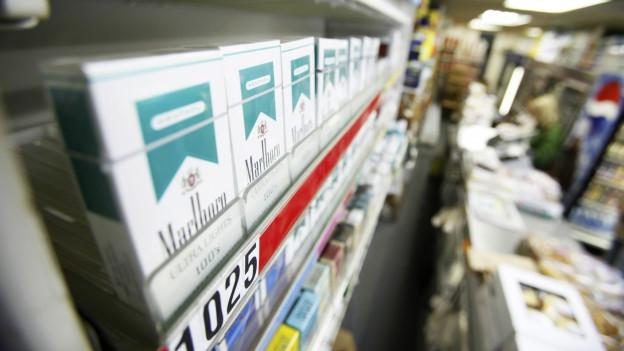 Cigarettas da mentol - in boom malsanadaivel