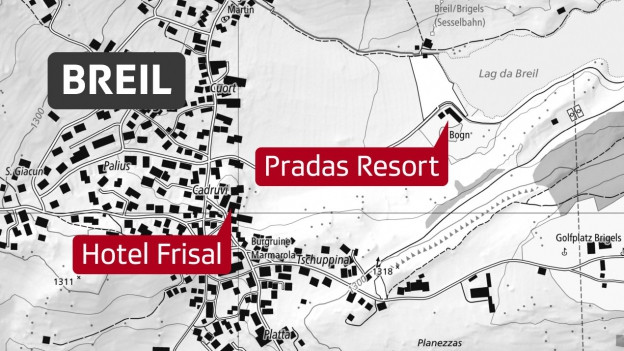 Hotel Frisal e Resort Pradas