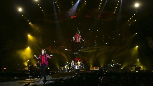 il disc nov dals Rolling Stones