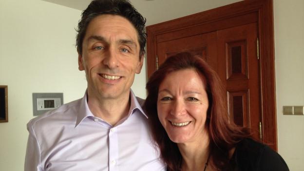 Thomas e Sonja Loher