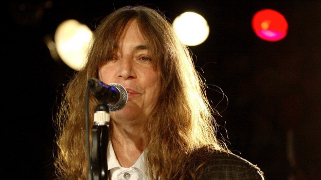 Patti Smith sil palc