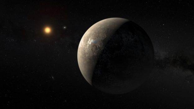 Astronoms han scuvert il planet Proxima b