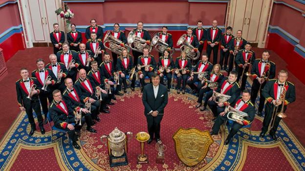 La Black Dyke Band.