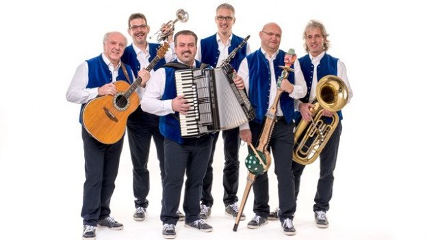 ina foto dal Seestern Quintett