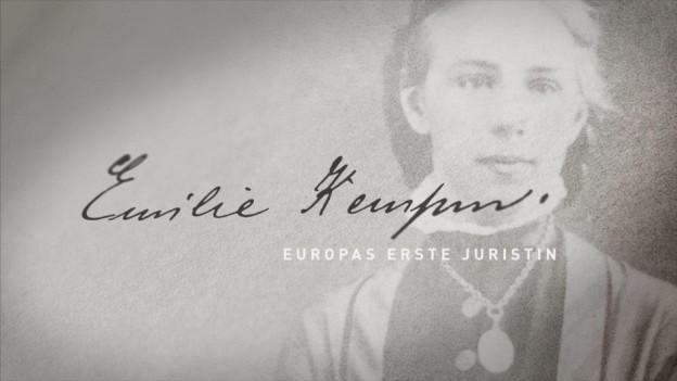 Emili Kempin-Spyri, l'emprima giurista da l'Europa