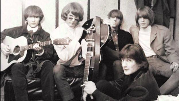 la gruppa da folk-rock americana