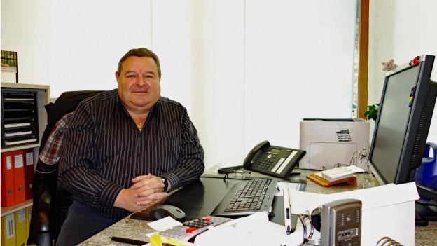 Ernst Barandun che va en pensiun