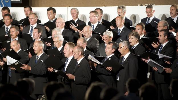 Umens dalla Lumnezia - in concert