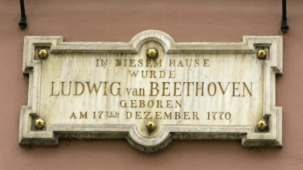 Ludwig van Beethoven (1770-1827).