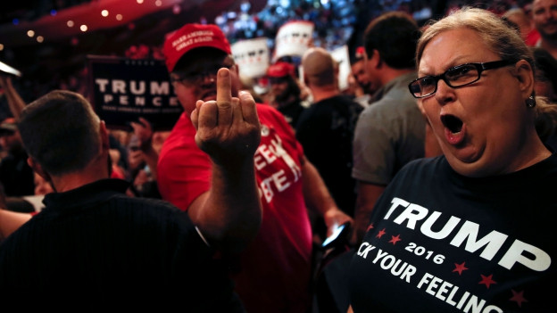 La campagna da Donald Trump – ina campagna basada sin l'odi?