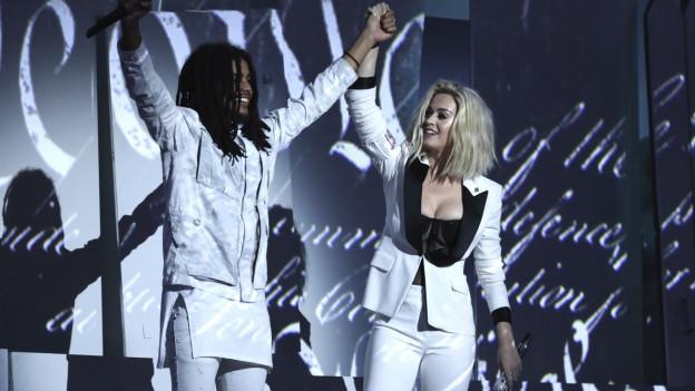 Katy Perry e Skip Marley