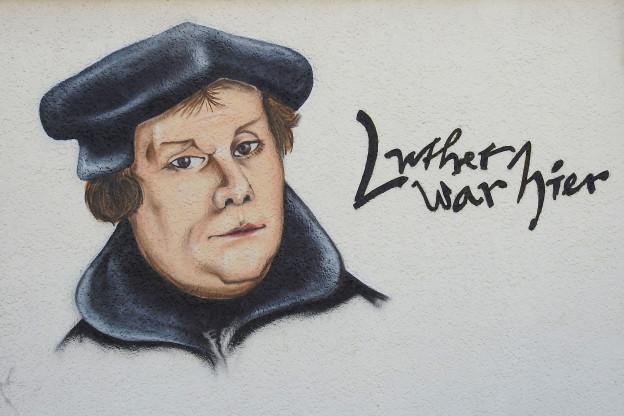 Chau da Martin Luther