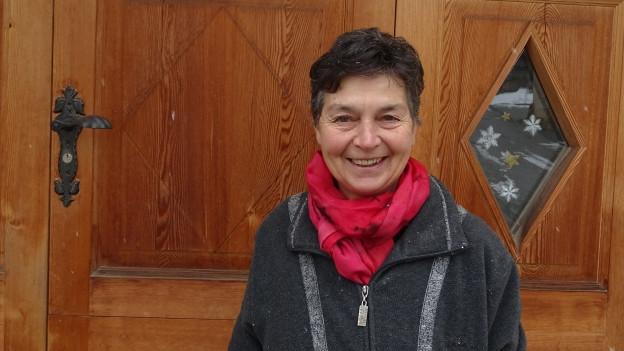 Maria Morell.