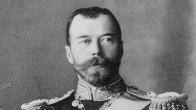 Zar Nikolaus II è daventà zar l'onn 1894.