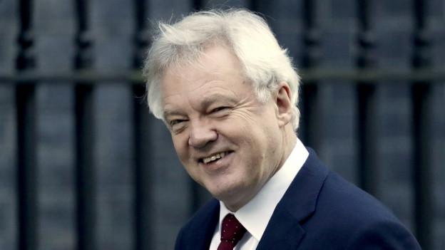 David Davis, il minister Brexit da la Gronda Britannia