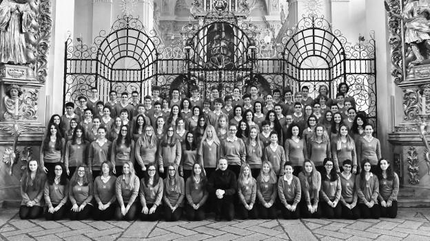 Chor gimnasi Mustér