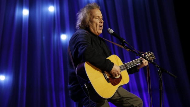 Don McLean durant in concert