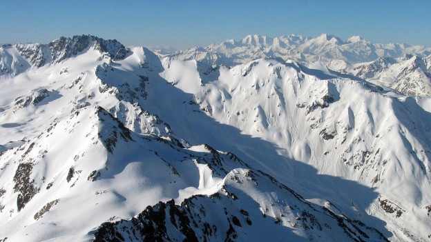 La gruppa dal Grialetsch e dal Bernina l'onn 2003