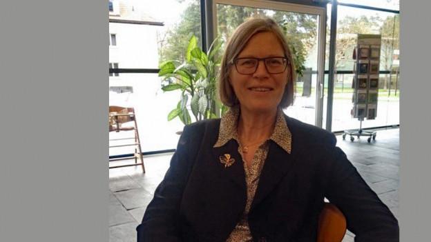 Suzanne von Blumenthal viva per la psichiatria