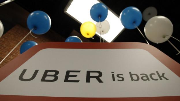 Il servetsch da transport Uber