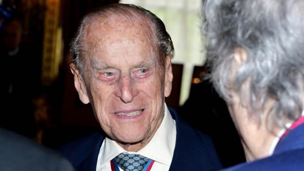 Il princiconsort Philip sa retira cun prest 96 onns.