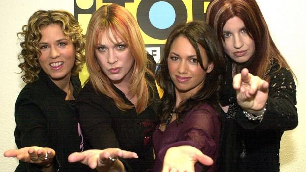 La band «The Bangles».
